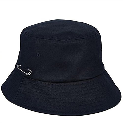 FaLaidi Kpop BTS Bangtan Boys Adjustable Casual Pin fisherman Cap Sun Hat