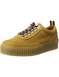 Hilfiger Denim Damen K1385elly 1b Sneaker