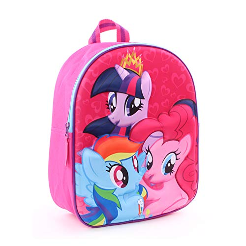 (My Little Pony 3D Kinder Rücksack - Kindergartenrucksack)