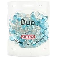 Zolux Duo Perlas Cristal Para Acuario 442g