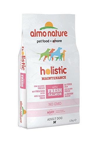 Holistic dog adult medium mangime secco gusto manzo e riso kg.12