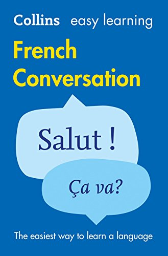 Easy Learning French Conversation par Collins Dictionaries