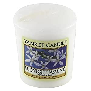 Yankee candle 1129555e bougie votive senteur jasmin de for Meuble yankee candle