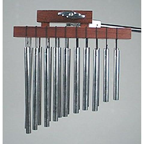 Rhythm Tech 308647RT–8600Studio Oak Chimes 20bars Double Percussion accessori
