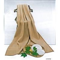 Steinbeck Decke Baku aus 100 % Cashmere, Größe 150/220 Gewicht 1550g, creme