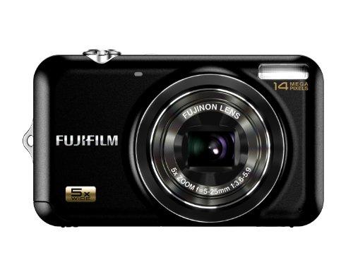 Fujifilm FINEPIX JX280 Digitalkamera (14 Megapixel, 5-fach opt. Zoom, 6,9 cm (2,7 Zoll) Display) schwarz