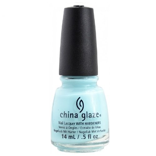 CHINA GLAZE Nail Lacquer - Art City Flourish - At Vase Value
