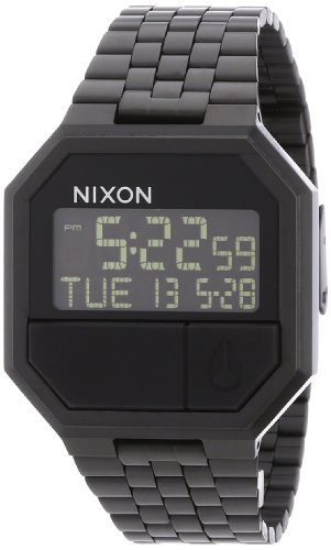 nixon-re-run-a158001-00-reloj-unisex-correa-de-acero-inoxidable-chapado-color-negro