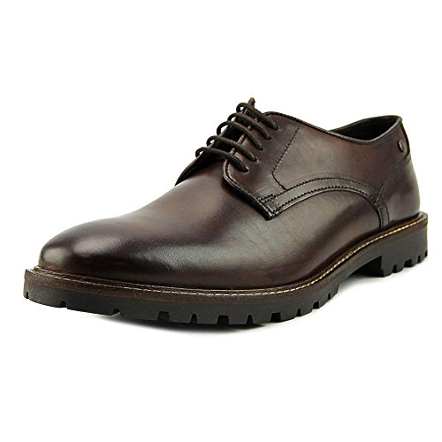 Base London Barrage, Derbys Homme Marron (Brown Washed)