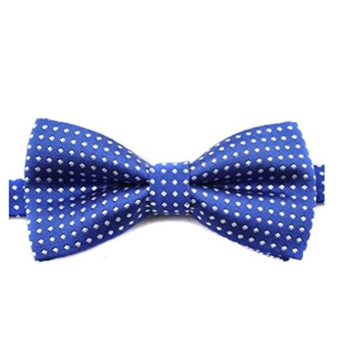 besthc-polka-dots-bow-tie-adjustable-bowtie-collar-tie-for-dog-cat-small-animals-dark-blue