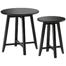 Kragsta–Set di  tavolini, set di 2,