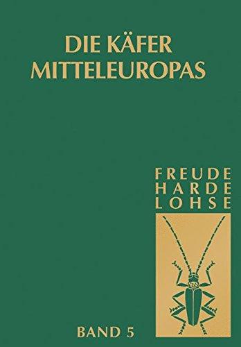 Buchcover: Die Kafer Mitteleuropas, Bd. 5: Staphylinidae II: 7