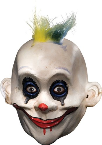 Batman The Dark Knight Maske Clown Grumpy (Batman Maske Clown)