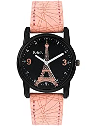 Relish Analog Multi-Colour Dial Women's Watch - RE-L064PT