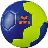 Erima Unisex Jugend Pure Grip Kids Handball, Green/blau, 00