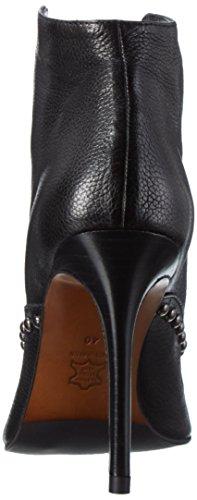 Paco Gil Damen P3137 Kurzschaft Stiefel Schwarz (Black)
