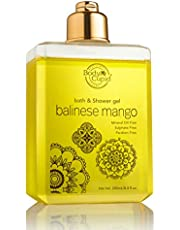Body Cupid Balinese Mango Shower Gel No Sulphate and Parab