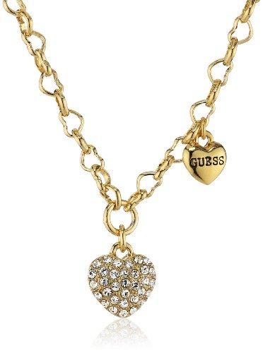 Guess Damen-Halskette Edelstahl UBN81195