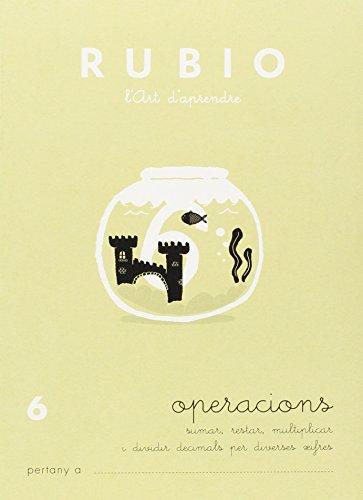 Rubio. Operaciones 6