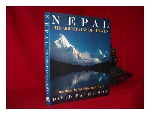 Nepal: Mountains of Heaven por David Paterson