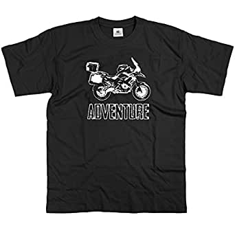 Bmw Gs1200 Adventure Motorcycle T Shirt