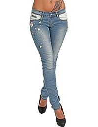 suchergebnis auf f r jeans mit strass bekleidung. Black Bedroom Furniture Sets. Home Design Ideas