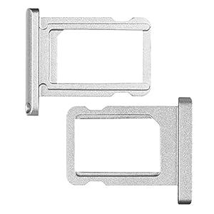 BisLinks® Marke Neu Silber Nano Sim Card Tablett Halter Silber Ersatz Für iPad Mini 4