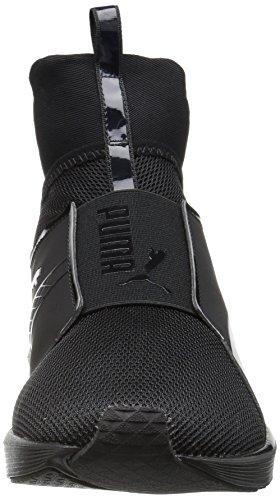 Puma Fierce Core, Chaussures de Fitness Femme, Noir Puma Black/Puma Black