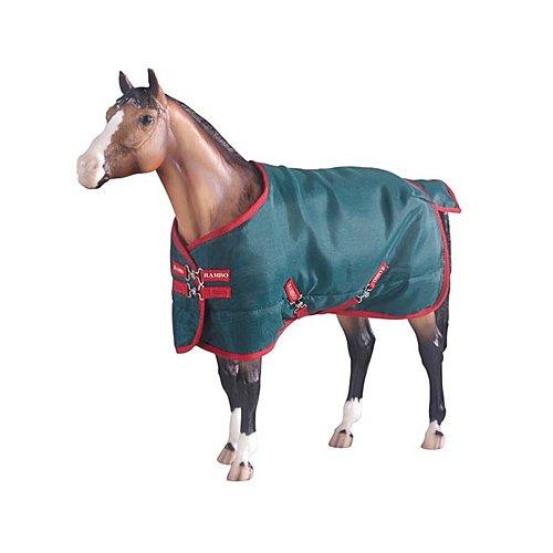 Breyer Traditional (1:9) 3828 - Rambo Decke (ohne Pferd) -