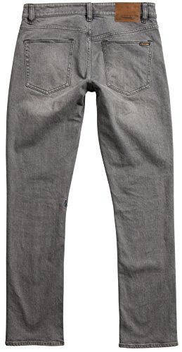 Volcom a1931501 – Pantaloni Jeans Uomo Power Grey