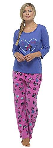 womens-long-pyjamas-2-piece-set-long-sleeved-nightwear-ladies-pjs-pjs-xmas-gift-presents-size-12-14-