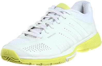 adidas Adipower Barricade Ladies Tennis Shoes White Weiß