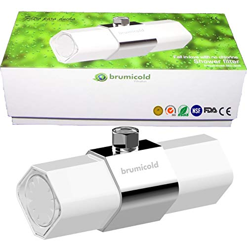 Brumicold Spain Filtro de Agua de Ducha: Ultrafiltración con membrana