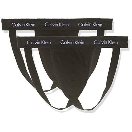 41e6h7rkosL. SS500  - Calvin Klein Men's Jock Strap 2pk Sports Underwear