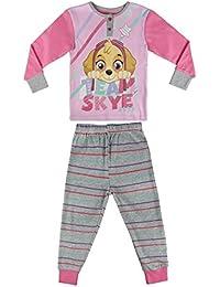 Paw Patrol Skye - pijama manga larga 2 piezas interlock 100% algodón