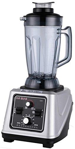 Professionale Tutta la frutta Potenza Juicer / 2200W , silver