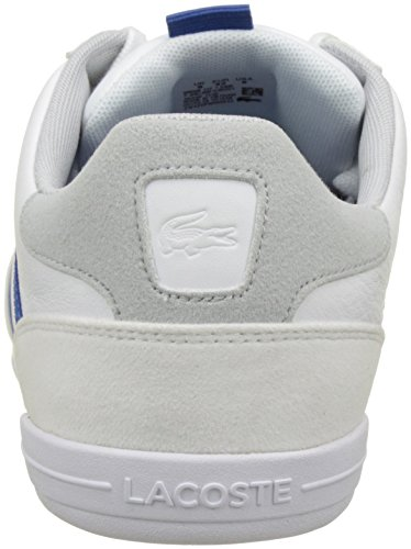 Lacoste Giron 117 1 Cam, Basses Homme Blanc (Wht)