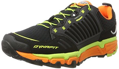 DYNAFIT Ms Feline Ultra, Scarpe da Trail Running Uomo Nero (Black/fluo Yellow)
