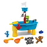 Pirate Ship Beach Sand and Water Play Ta...