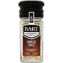 Bart Molino De Sal De Ajo Ahumadero Barbacoa (60g) (Paquete de 6)
