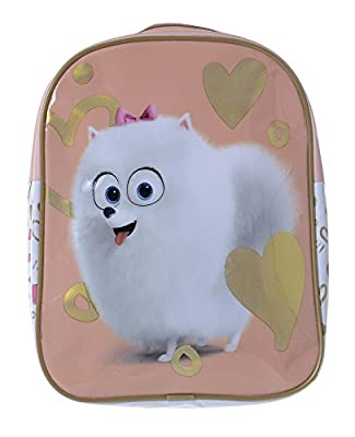 Secret Life Of Pets Mochila Infantil, Rosa 31203 por Secret Life Of Pets
