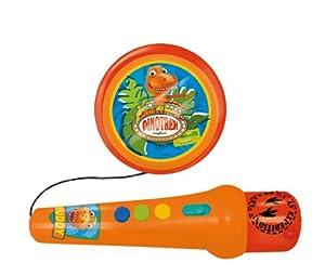 CLAUDIO REIG - Micrófono de Mano con Amplificador y Altavoz Dinotren