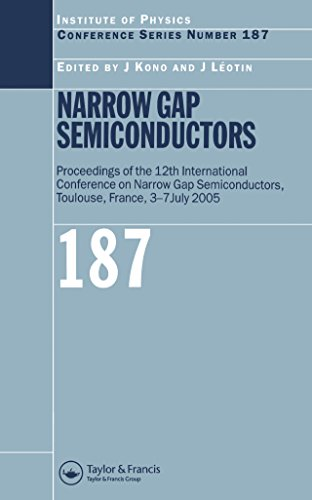 Narrow Gap Semiconductors: Proceedings of the 12th International ...