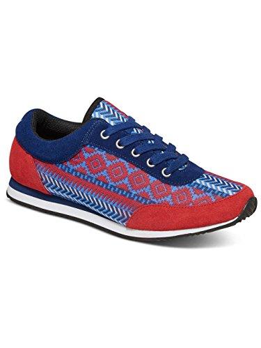 Roxy Brisbane - Chaussures lacées pour femme ARJS700104 Red