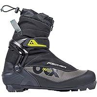 Fischer Offtrack 5 BC NNN BC Cross Country - Botas de esquí, 43, Negro