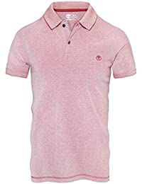 Millers River–Short Sleeve Polo Oxford Shirt Homme Timberland
