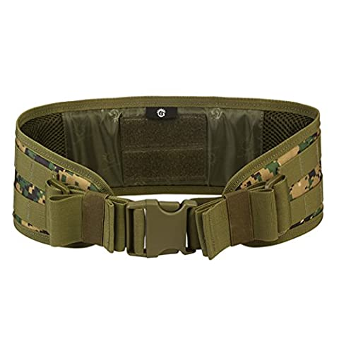 FEZZ waist belt belt military belt tactical CS adjustable for