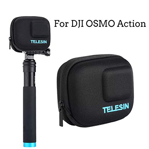 eliaSan Toy Für DJI osmo Action Camera Mini lagerung Tragetasche Tasche aufbewahrungsbox