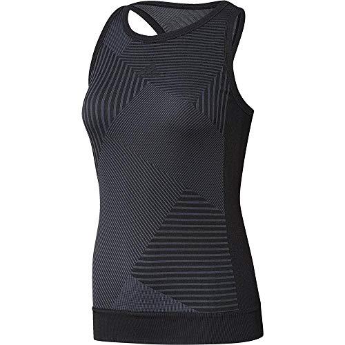 adidas Damen Matchcode Tanktop, Black, M