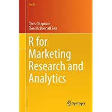 R for Marketing Research and Analytics (Use R!)